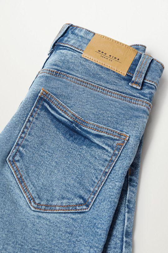 Mango Kids - Pantaloni scurti copii JOHNC-H  99% Bumbac, 1% Elastan