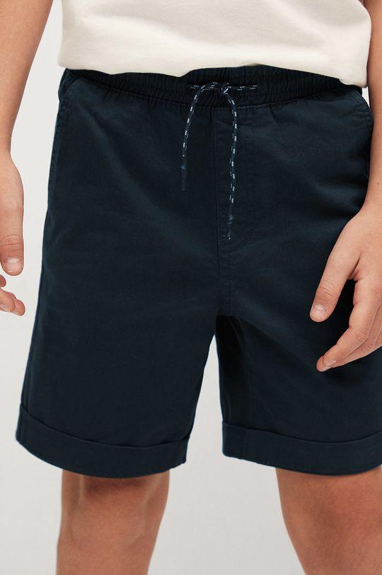 Mango Kids - Pantaloni scurti copii Roma 110-164 cm  100% Bumbac
