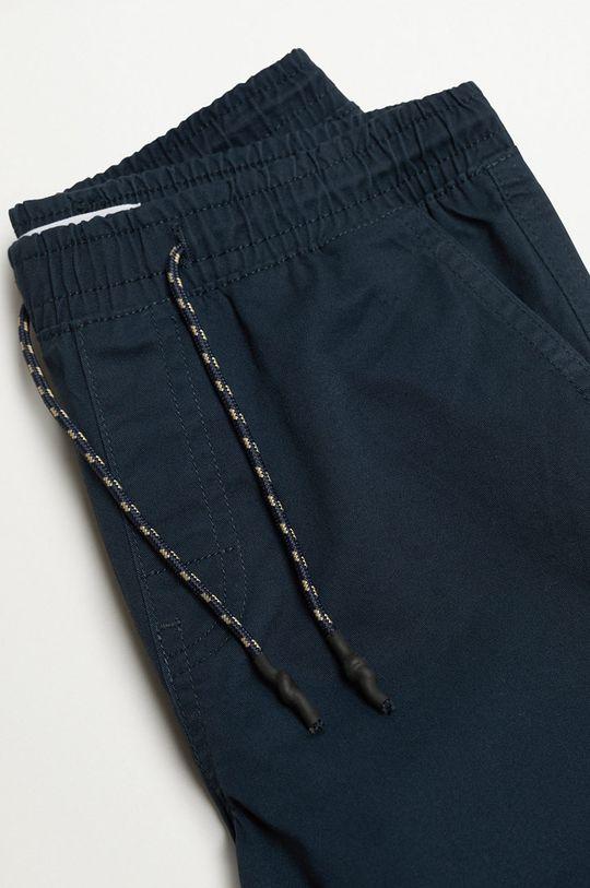 bleumarin Mango Kids - Pantaloni scurti copii Roma 110-164 cm