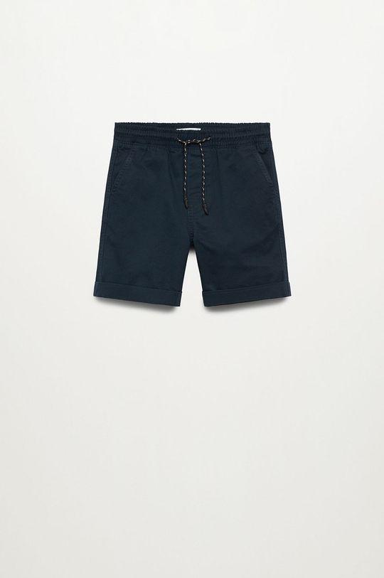 Mango Kids - Pantaloni scurti copii Roma 110-164 cm De băieți