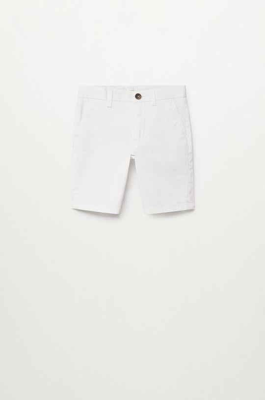 Mango Kids - Detské krátke nohavice Pico-I 110-164 cm Chlapčenský