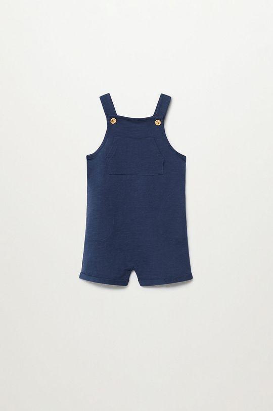 niebieski Mango Kids - Ogrodniczki dziecięce ALBERTO Chłopięcy