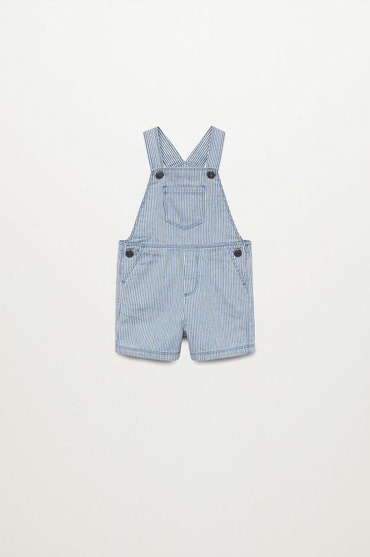 niebieski Mango Kids - Szorty dziecięce Grana8 80-104 cm Chłopięcy