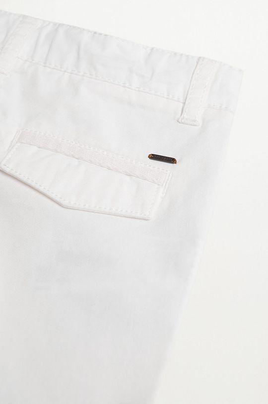 Mango Kids - Detské krátke nohavice Berachi-I 80-104 cm  100% Bavlna