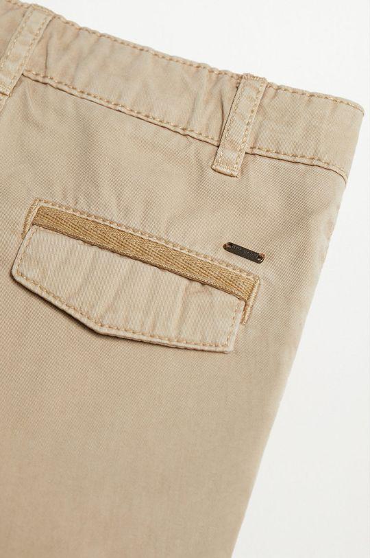 telová Mango Kids - Detské krátke nohavice Berachi-I 80-104 cm