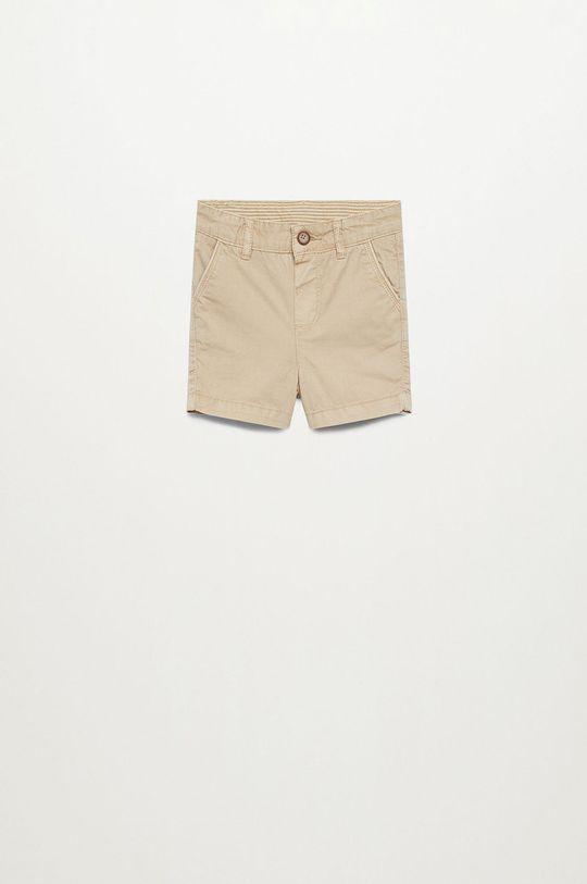 Mango Kids - Detské krátke nohavice Berachi-I 80-104 cm Chlapčenský