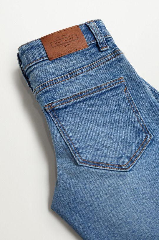 niebieski Mango Kids - Szorty jeansowe dziecięce John 110-164 cm