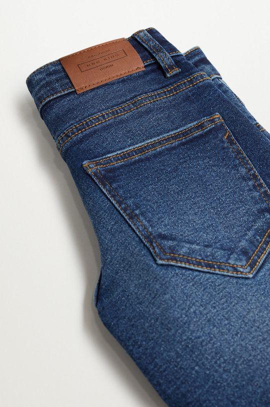 mare Mango Kids - Pantaloni scurti din denim pentru copii John 110-164 cm