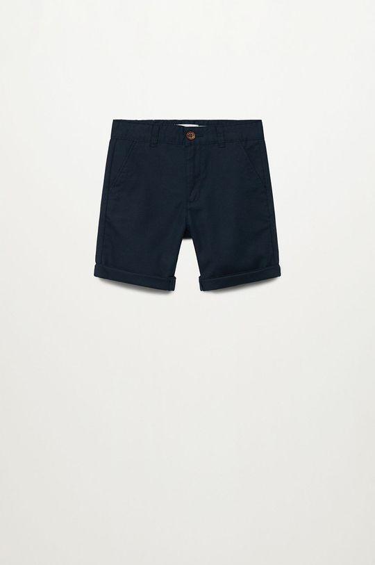 Mango Kids - Detské krátke nohavice Calatea 110-164 cm Chlapčenský