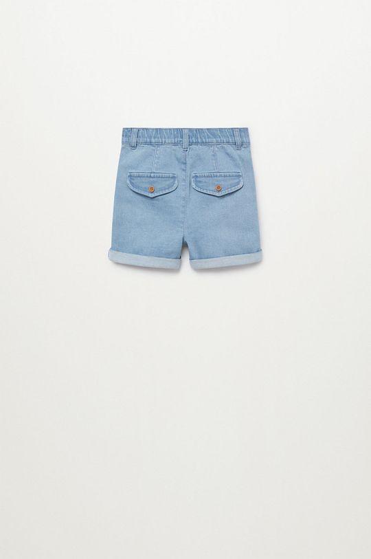 Mango Kids - Szorty jeansowe dziecięce Joku8 80-104 cm