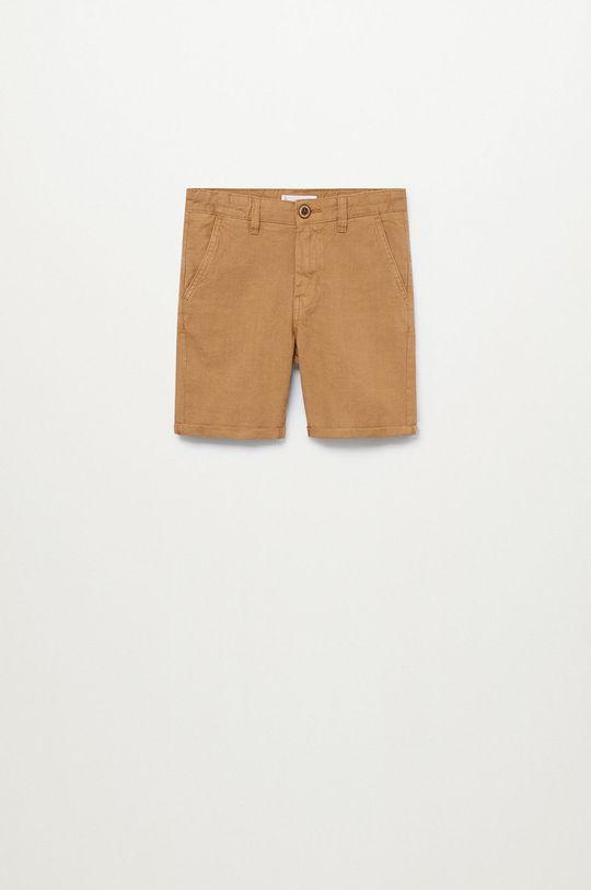 Mango Kids - Szorty dziecięce Linus 110-164 cm Chłopięcy