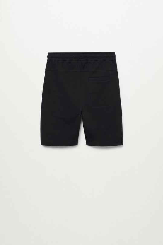 Mango Kids - Detské krátke nohavice Bertt  100% Bavlna