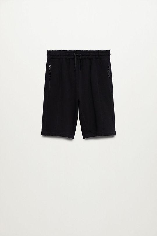 Mango Kids - Detské krátke nohavice Evan Chlapčenský