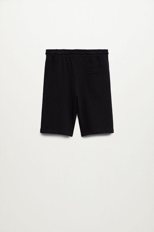 Mango Kids - Detské krátke nohavice Evan