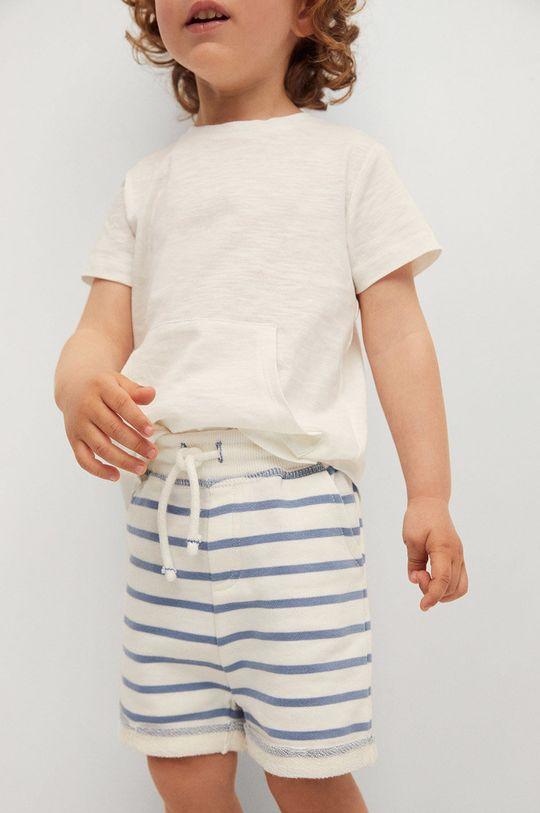 biela Mango Kids - Detské krátke nohavice Surfy8 80-104 cm Chlapčenský