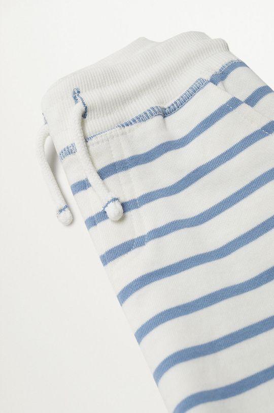 biela Mango Kids - Detské krátke nohavice Surfy8 80-104 cm