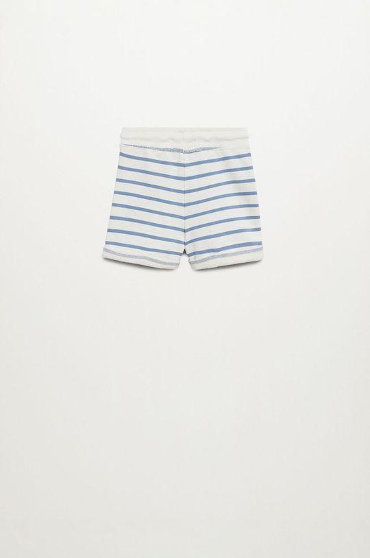 Mango Kids - Detské krátke nohavice Surfy8 80-104 cm