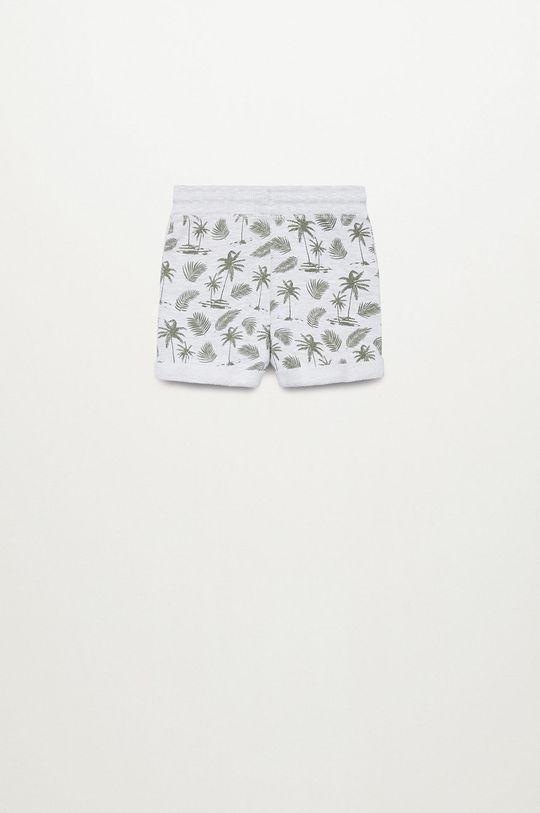 Mango Kids - Detské krátke nohavice Surfy8 80-104 cm Chlapčenský