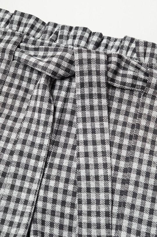 Mango Kids - Detské krátke nohavice MELVICHY sivá