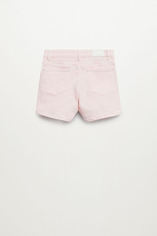 Mango Kids - Szorty jeansowe dziecięce Emma