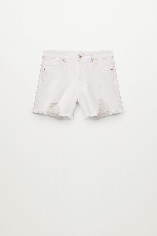 Mango Kids - Szorty jeansowe dziecięce Helen
