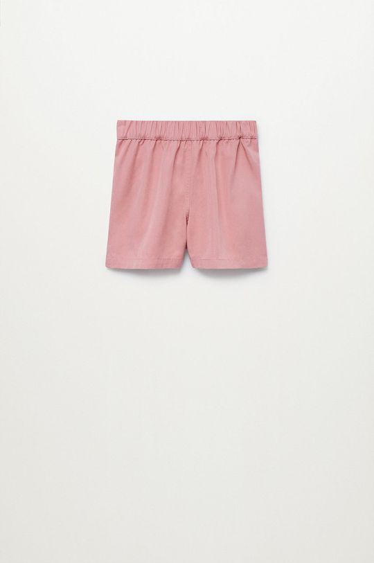 Mango Kids - Szorty dziecięce Lines 116-164 cm
