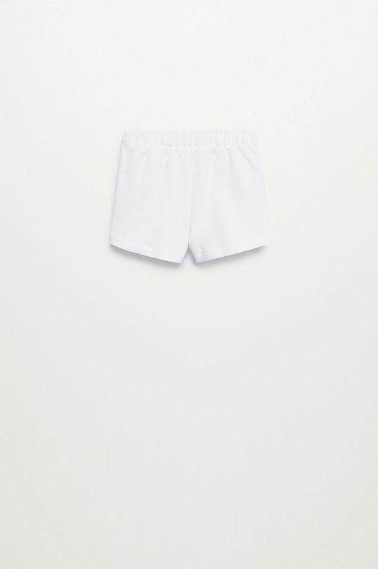 Mango Kids - Szorty dziecięce Tenis8 80-104 cm 100 % Bawełna