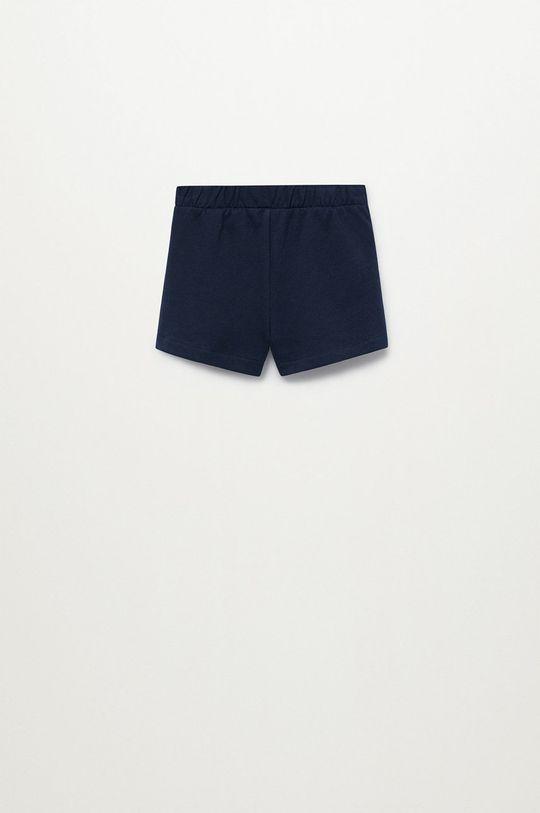 Mango Kids - Detské krátke nohavice Tenis8 80-104 cm  100% Bavlna