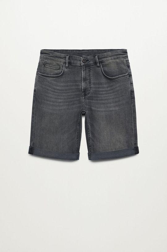Mango Man - Szorty jeansowe Rock