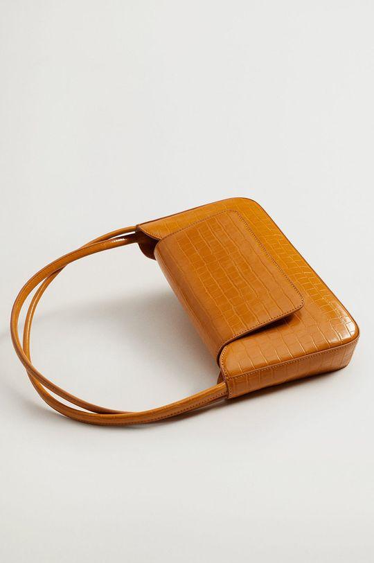 Mango - Kabelka LUCY  Podšívka: 100% Polyester Hlavní materiál: 100% Polyuretan