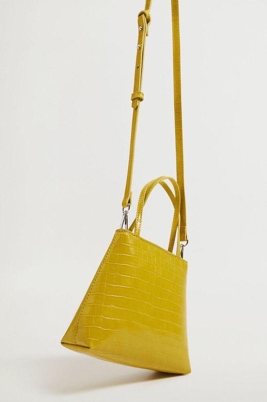 Mango - Kabelka SUMMER žlutá