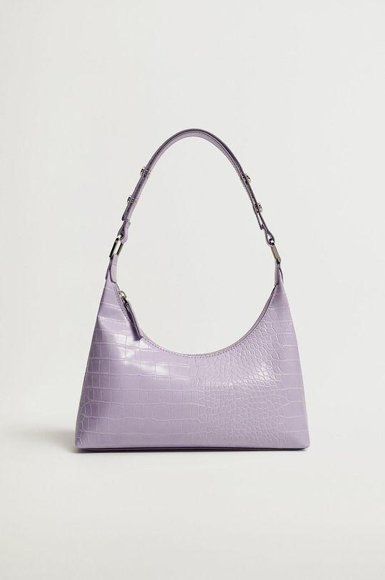 purpurová Mango - Kabelka KARINA Dámský