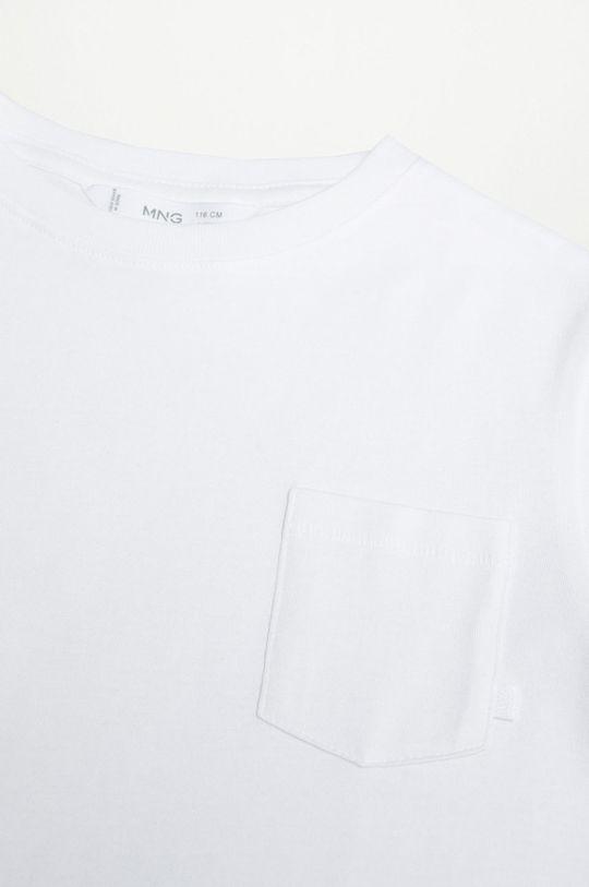 Mango Kids - Dětské tričko BRAD  100% Organická bavlna
