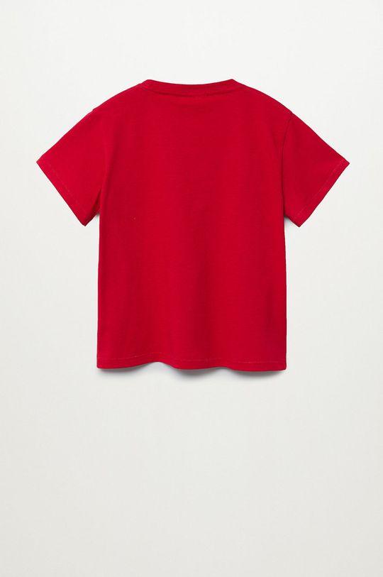 Mango Kids - Дитяча футболка BRAD  100% Органічна бавовна