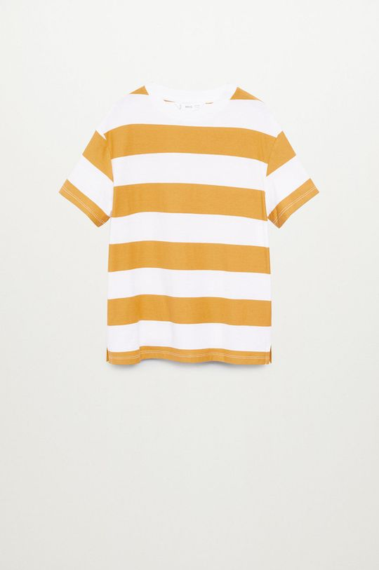 galben Mango Kids - Tricou copii KODAK8 De băieți