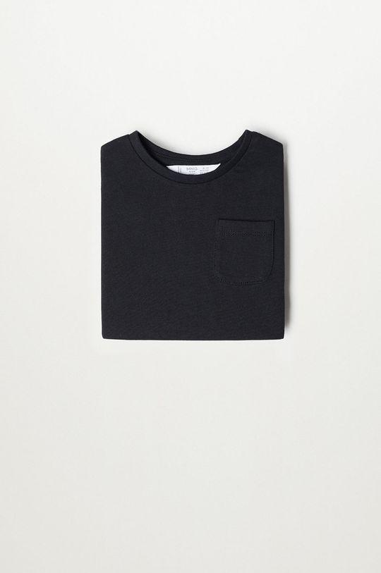 Mango Kids - Detské tričko s dlhým rukávom MARCOS8  100% Organická bavlna