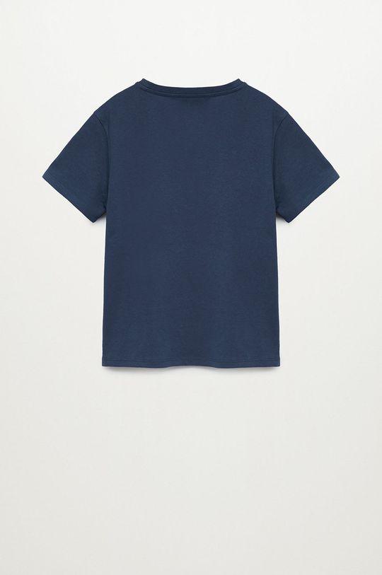 Mango Kids - Detské tričko CITIES8  100% Organická bavlna