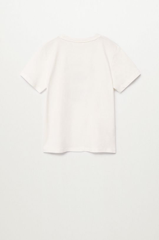 Mango Kids - Detské tričko YELLOW Chlapčenský