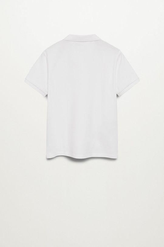 Mango Kids - Detské polo tričko Polo 110-164 cm  100% Bavlna