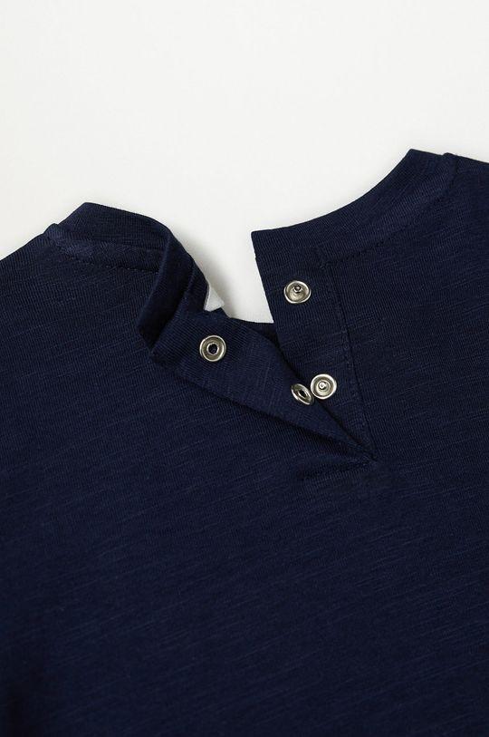 Mango Kids - Dětské tričko Basic8 80-104 cm  100% Organická bavlna