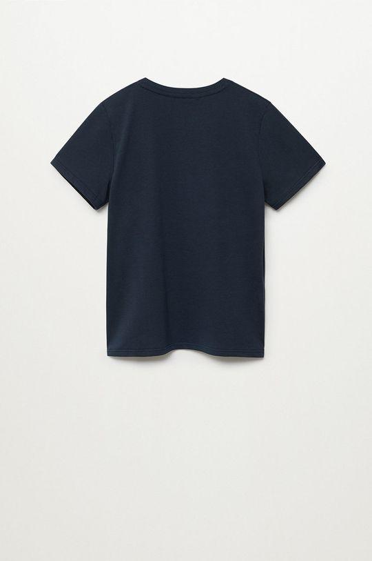 Mango Kids - T-shirt dziecięcy CITYWALK 100 % Bawełna