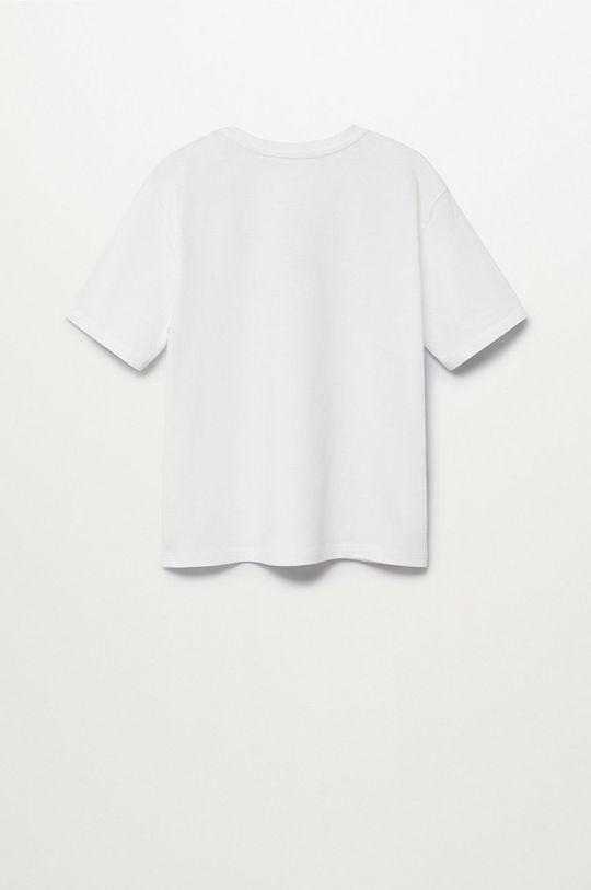 Mango Kids - T-shirt dziecięcy PLAYERS Chłopięcy