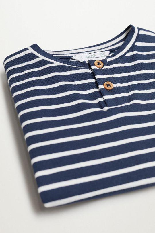 Mango Kids - T-shirt dziecięcy Pani8 80-104 cm 100 % Bawełna organiczna