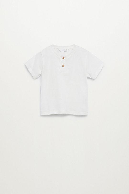 granatowy Mango Kids - T-shirt dziecięcy Pani8p-I 80-104 cm (3-pack)
