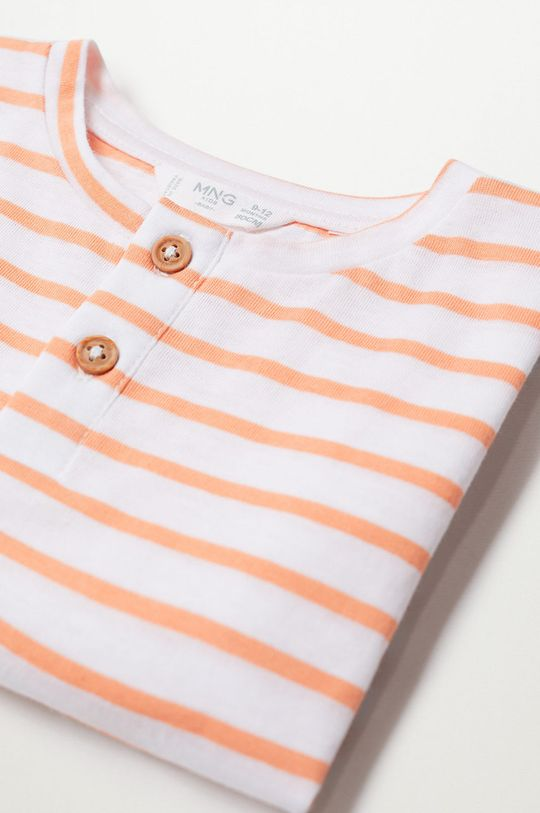 Mango Kids - T-shirt dziecięcy Pani8p-I 80-104 cm (3-pack)