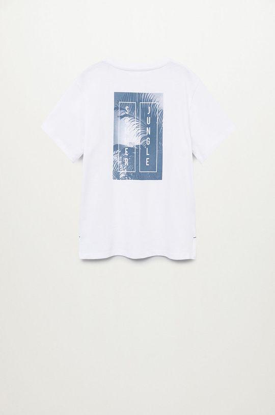 Mango Kids - T-shirt dziecięcy Summer 110-164 cm Chłopięcy