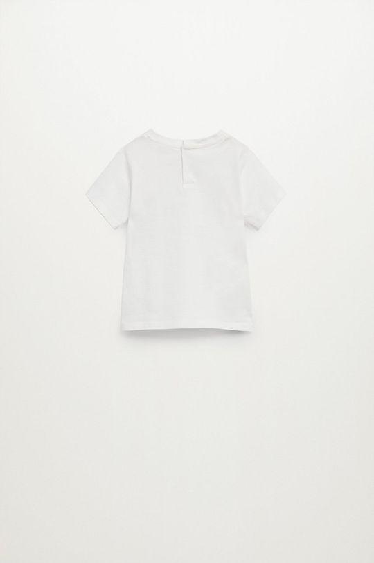 Mango Kids - T-shirt dziecięcy Hipo 80-104 cm 100 % Bawełna