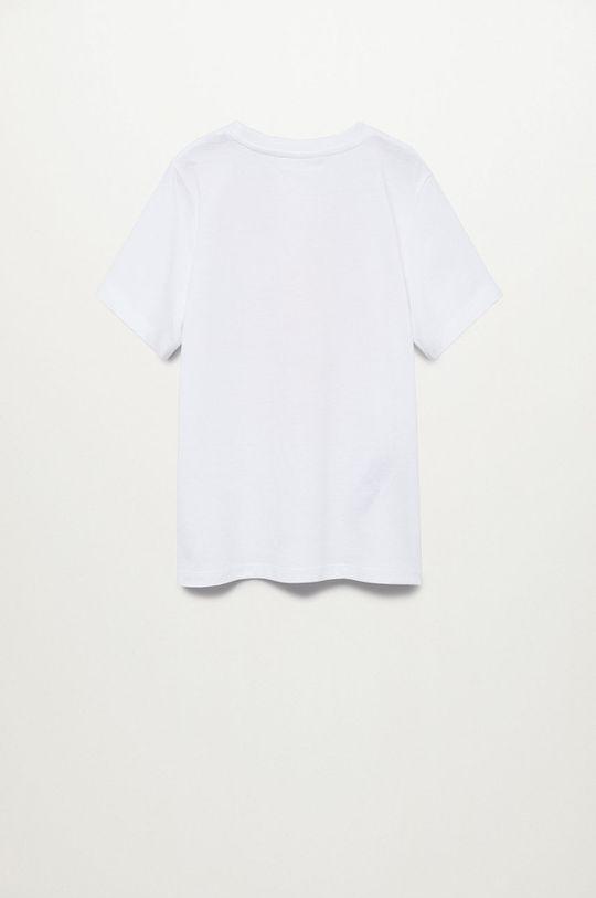 Mango Kids - T-shirt dziecięcy Easy 110-164 cm