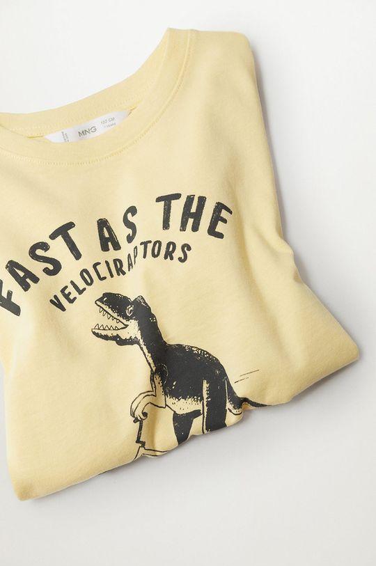 Mango Kids - Detské tričko Easy 110-164 cm Chlapčenský