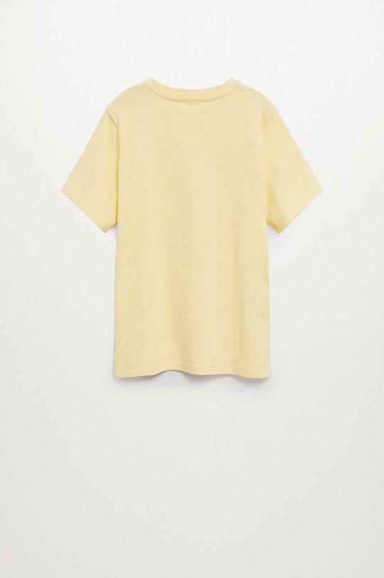 Mango Kids - Detské tričko Easy 110-164 cm